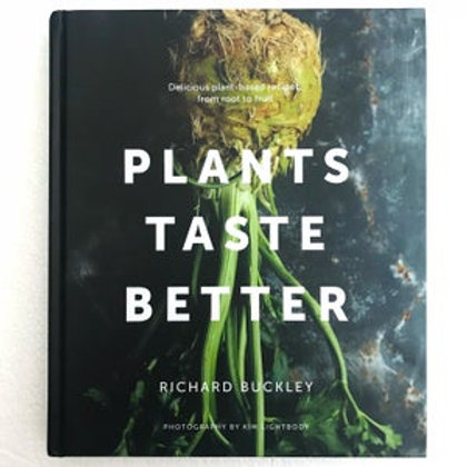 Plants Taste Better - Signed Copy