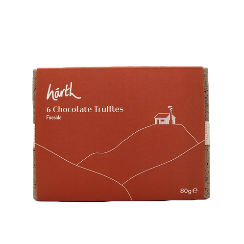 Harth - Artisan Chocolate Truffles - Fireside