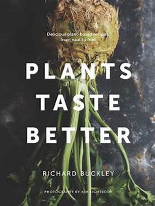 Plants Taste Better - Signed Edition