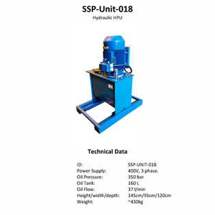 Hydraulic HPU