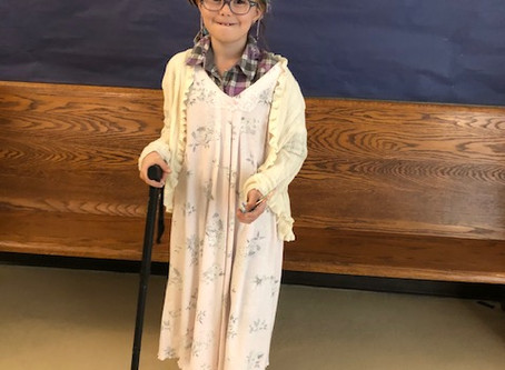 Celebrating the 100th Day of School!!!
