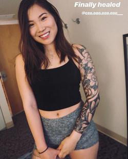 #FullSleeve #ClientSelfie #TattooIdeas #