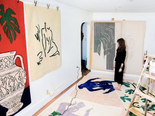 5 Textile Artists on our Radar