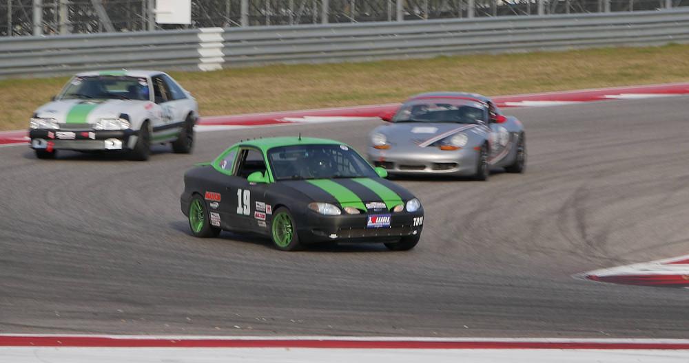 Team ZRT Ford Escort ZX2