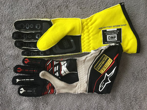 FIA Gloves: Alpinestars vs OMP