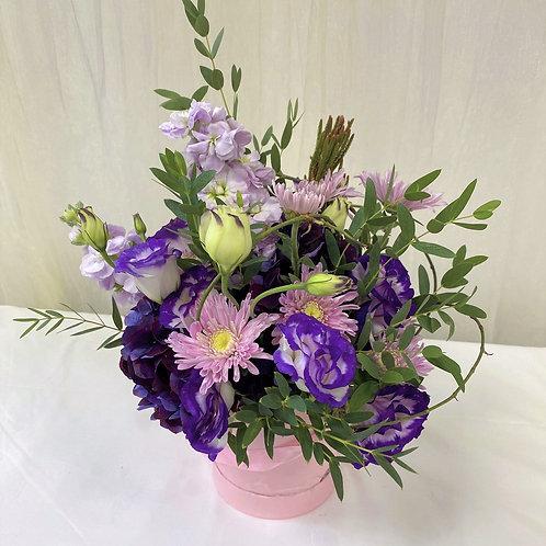 Violet Charm Bloom Box