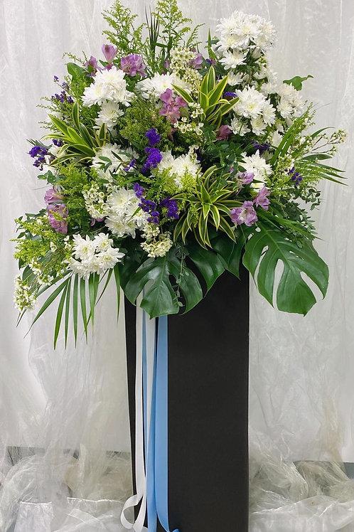 Heartfelt Condolence Wreath