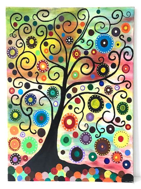Circle Tree 001