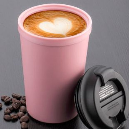 Silicon Coffee Cup