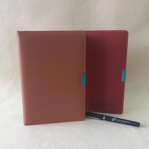 Customised Notebook Set