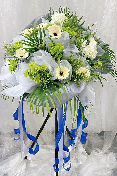 Tranquility Condolence Wreath