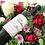 Thumbnail: Wine Bottle in a Flower Gift Box