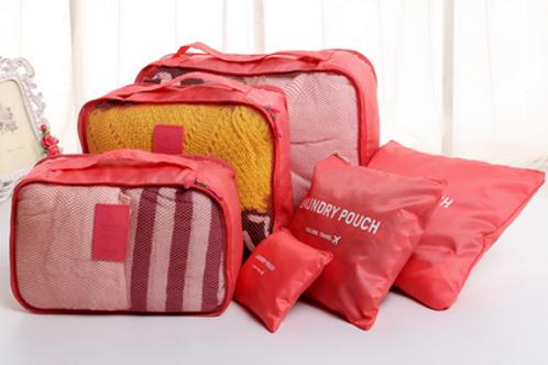 Customisable travel storage bag