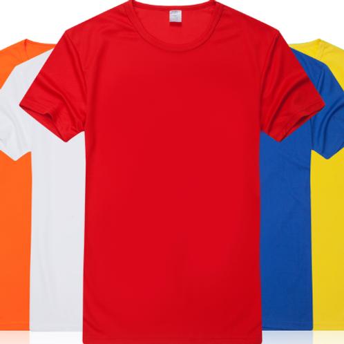Custom Printed Dry fit T-shirts