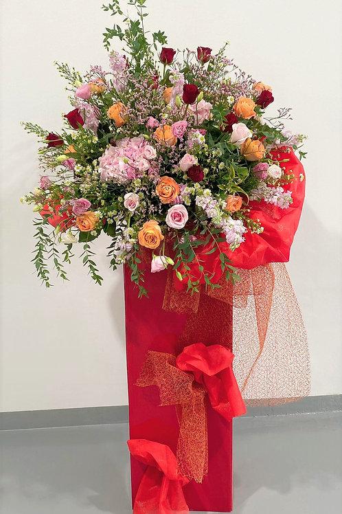 Prosperous Congratulatory Flower