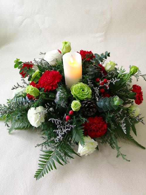 Christmas Table Flower 2