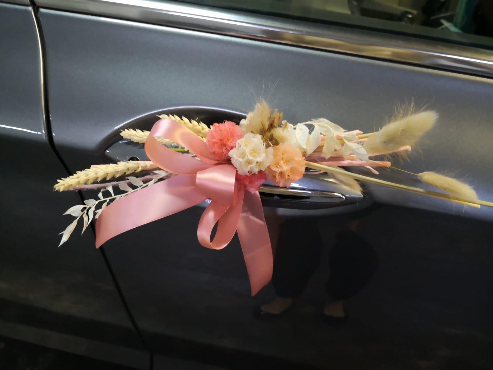 Bridal Car - Door Deco 3