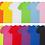 Thumbnail: Custom Printed Dry fit T-shirts