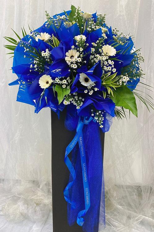 Reminiscence Condolence Wreath