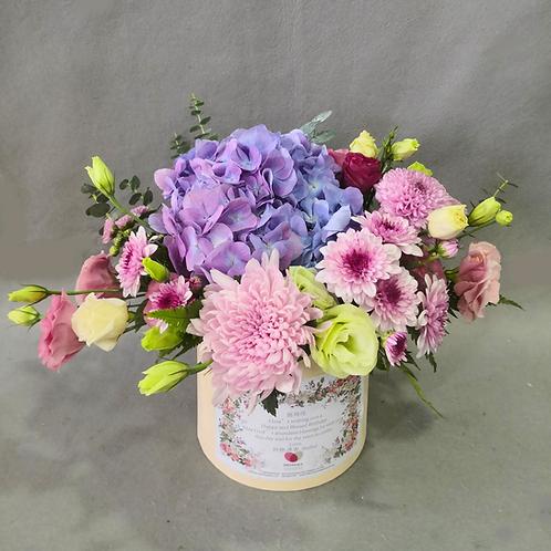 Pastel Garden Bloom Box