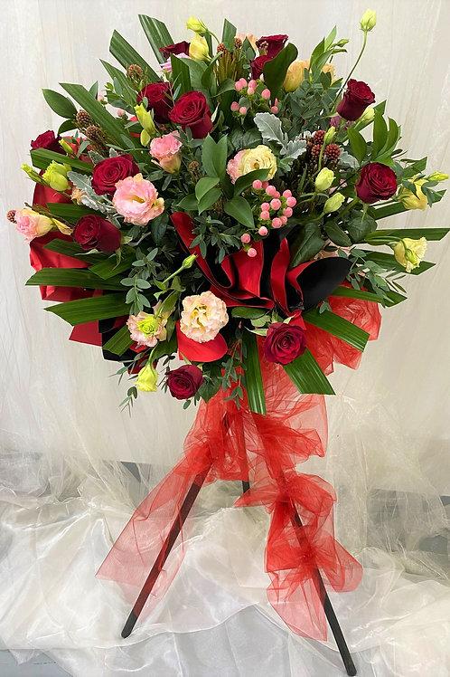 Blissful Congratulatory Flower