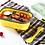 Thumbnail: Japanese style silicone folding lunchbox with plastic utensils