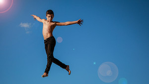 Dance portfolio: Nathan Villalba