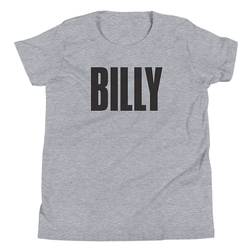 BILLY Youth T-Shirt