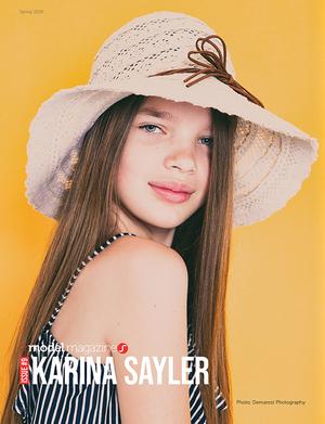 Karina Sayler: I never really thought of myself as a model.
