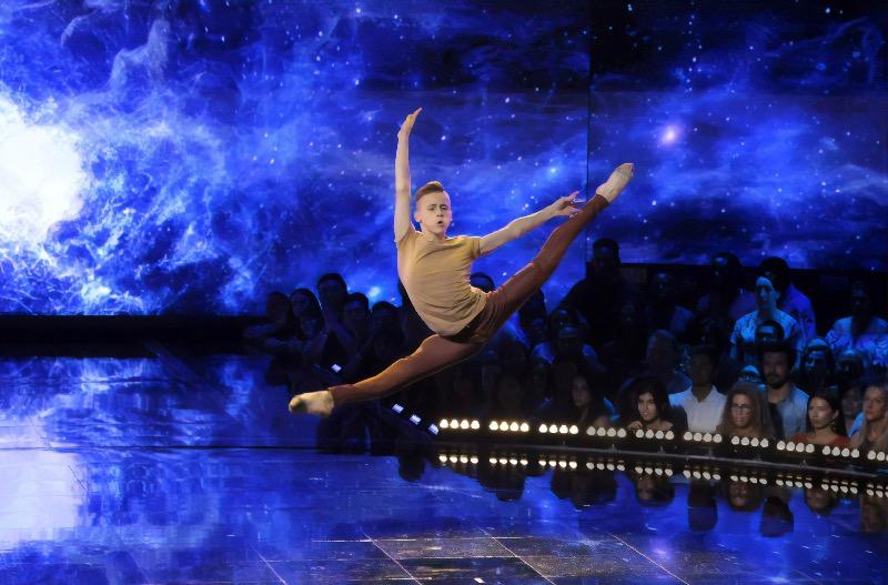 Aydin Eyikan @ NBC World of Dance