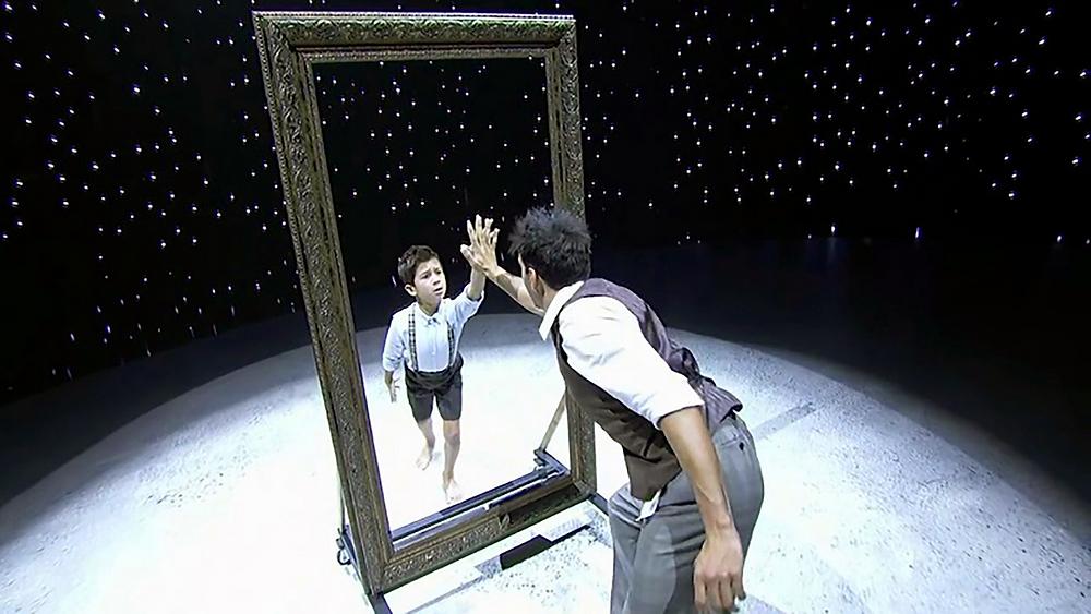 JT Church & Robert Roldan, 'The Mirror' by Alexandre Desplat.