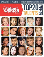 Talent Wanted TOP20 '19
