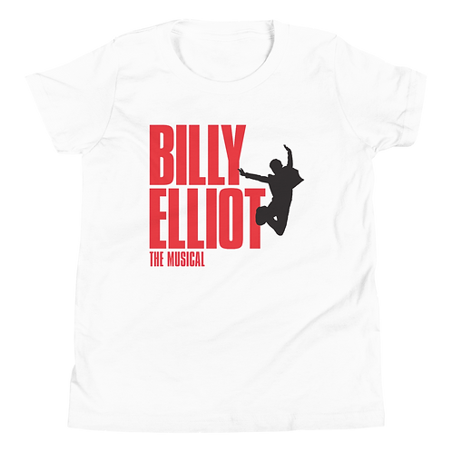 Personalised 'Billy Elliot' Youth T-Shirt