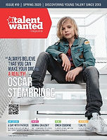 Talent Wanted Magazine No.10