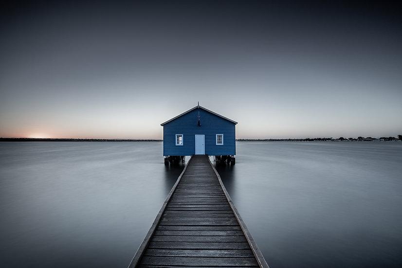 Crawley Boatshed, Perth, Swan River, Boatshed, Perth Boatshed, Sunrise