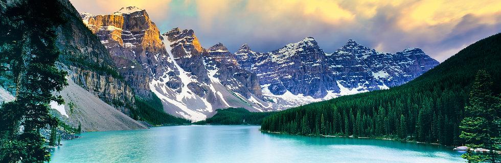 Adam Crews Imagery, Adam Crews, Adam Crews Photography, Banff National Park, Alberta, Canada, Lake Lorraine, Mountains