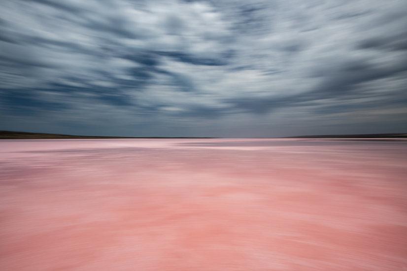 Pink Lake, Abstract, Abstract Photography, Hutts Lagoon, Western Australia