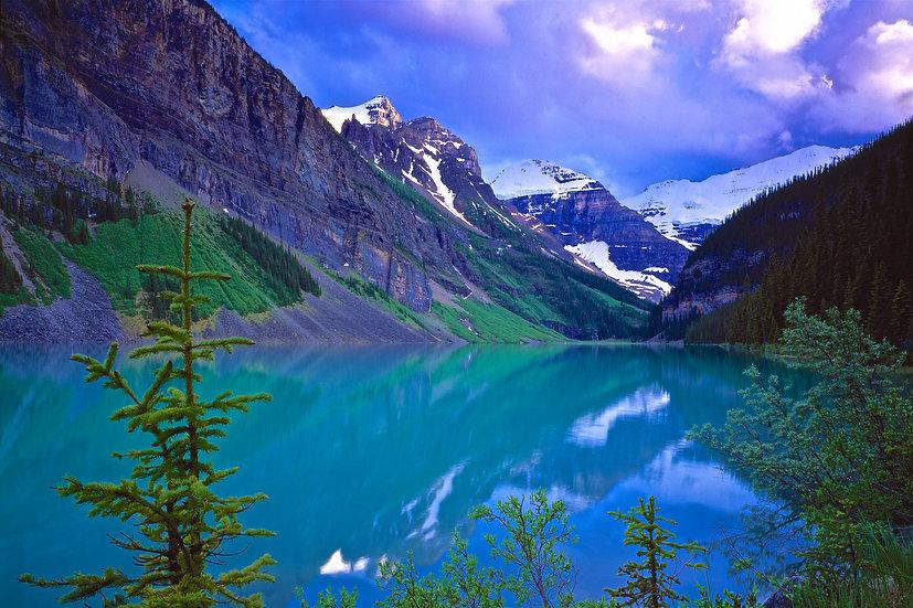 Adam Crews Imagery, Adam Crews, Adam Crews Photography, Banff National Park, Alberta, Canada, Lake Louise, Mountains, Snowcap