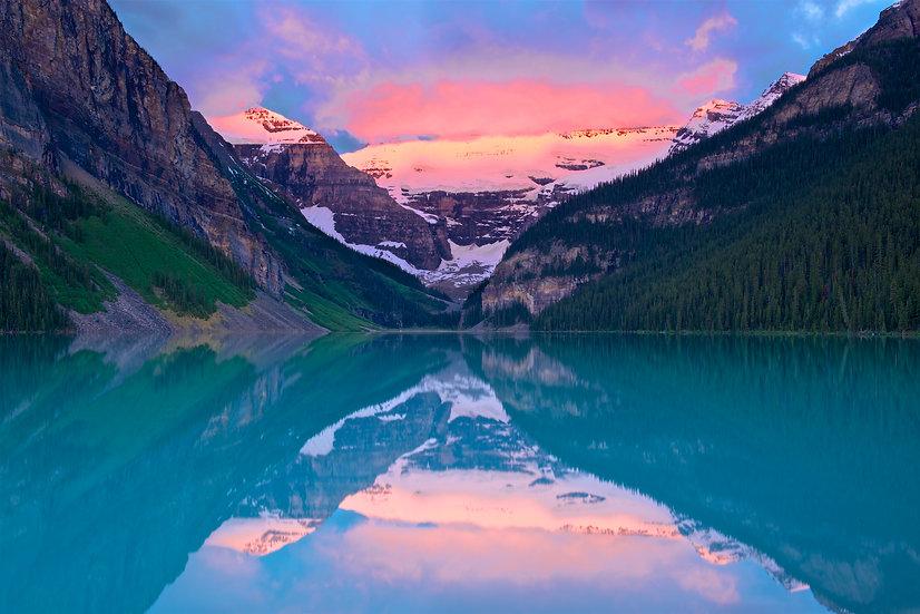 Glacier Glow