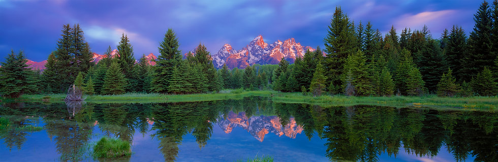 Adam Crews Imagery, Adam Crews, Adam Crews Photography, Grand Tetons National Park, Wyoming, USA, Schwabachers Landing