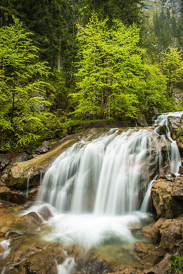 Neuschwanstein Waterfall