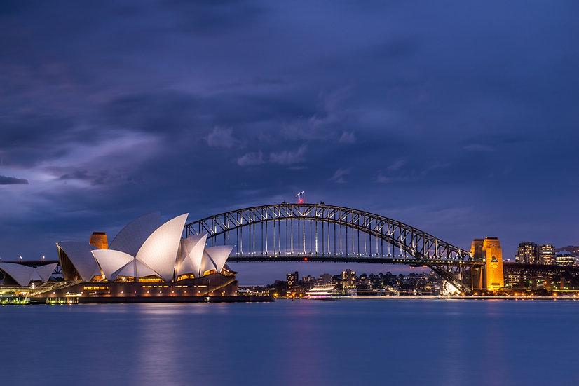 Sydney Moods