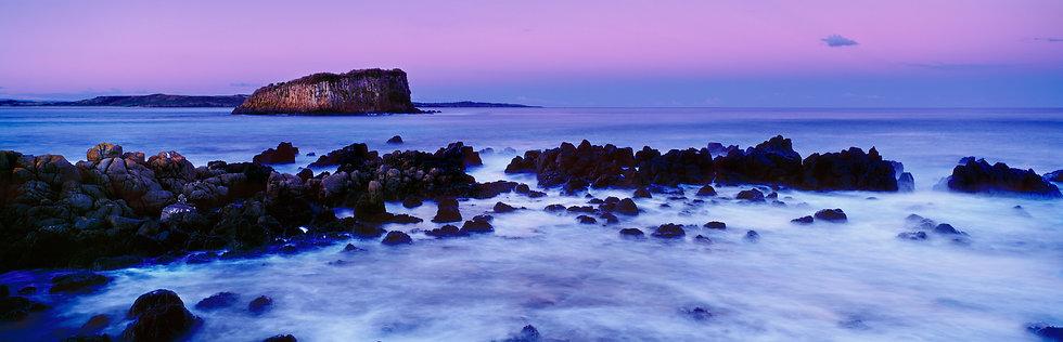 Violet Sea