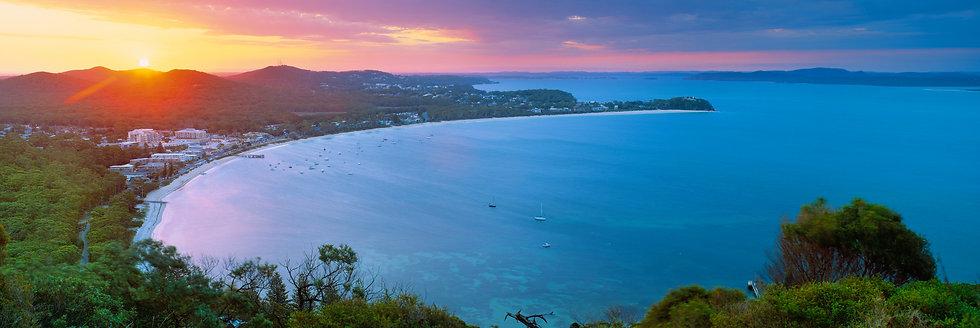 Shoal Bay Vista