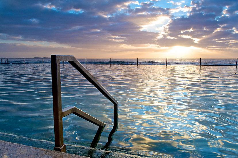 Adam Crews Imagery, Adam Crews, Adam Crews Photography, Cronulla Bath, Sunrise, Ocean Bath, Cronulla Beach, Cronulla, NSW