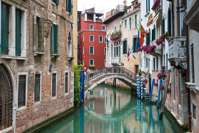 Adam Crews Imagery, Adam Crews, Adam Crews Photography, Venice, Italy, Europe, Canal