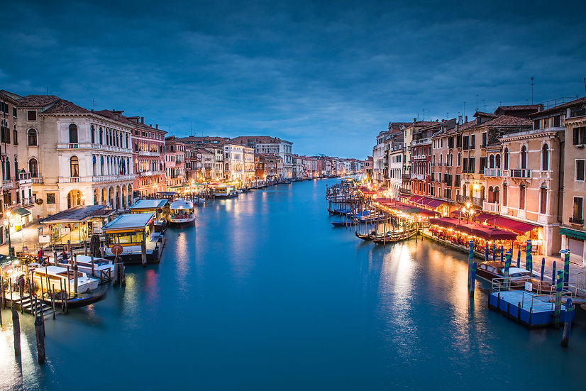 Adam Crews Imagery, Adam Crews, Adam Crews Photography, Venice, Grand Canal, Italy, River, Romantic