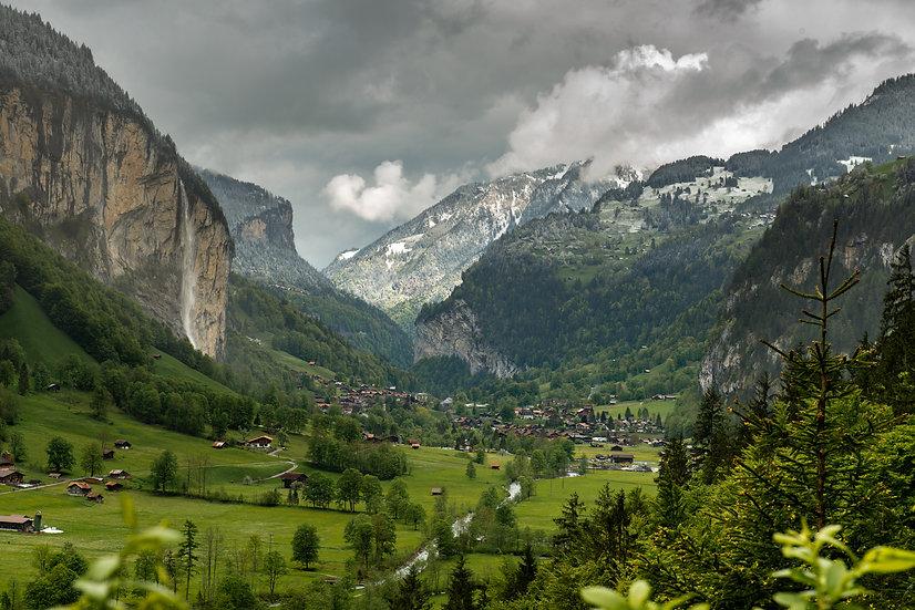 Adam Crews Imagery, Adam Crews, Adam Crews Photography, Lauterbrunnen, Waterfalls, Switzerland, Mountains, Valley, European