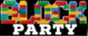 Block Party - Logo - half White Backgrou