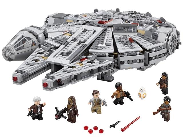 LEGO® Millennium Falcon